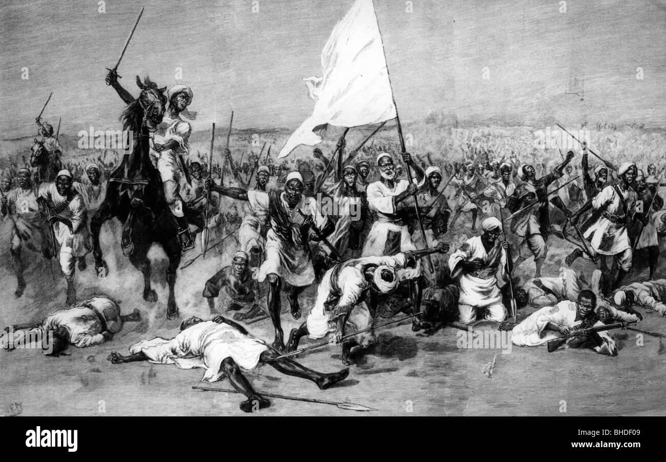 geography-travel-sudan-mahdist-war-1881-1898-battle-of-omdurman-291898-BHDF09.jpg