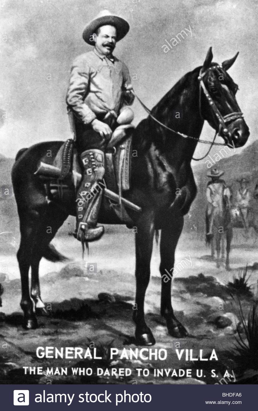 Pancho Villa Mexico