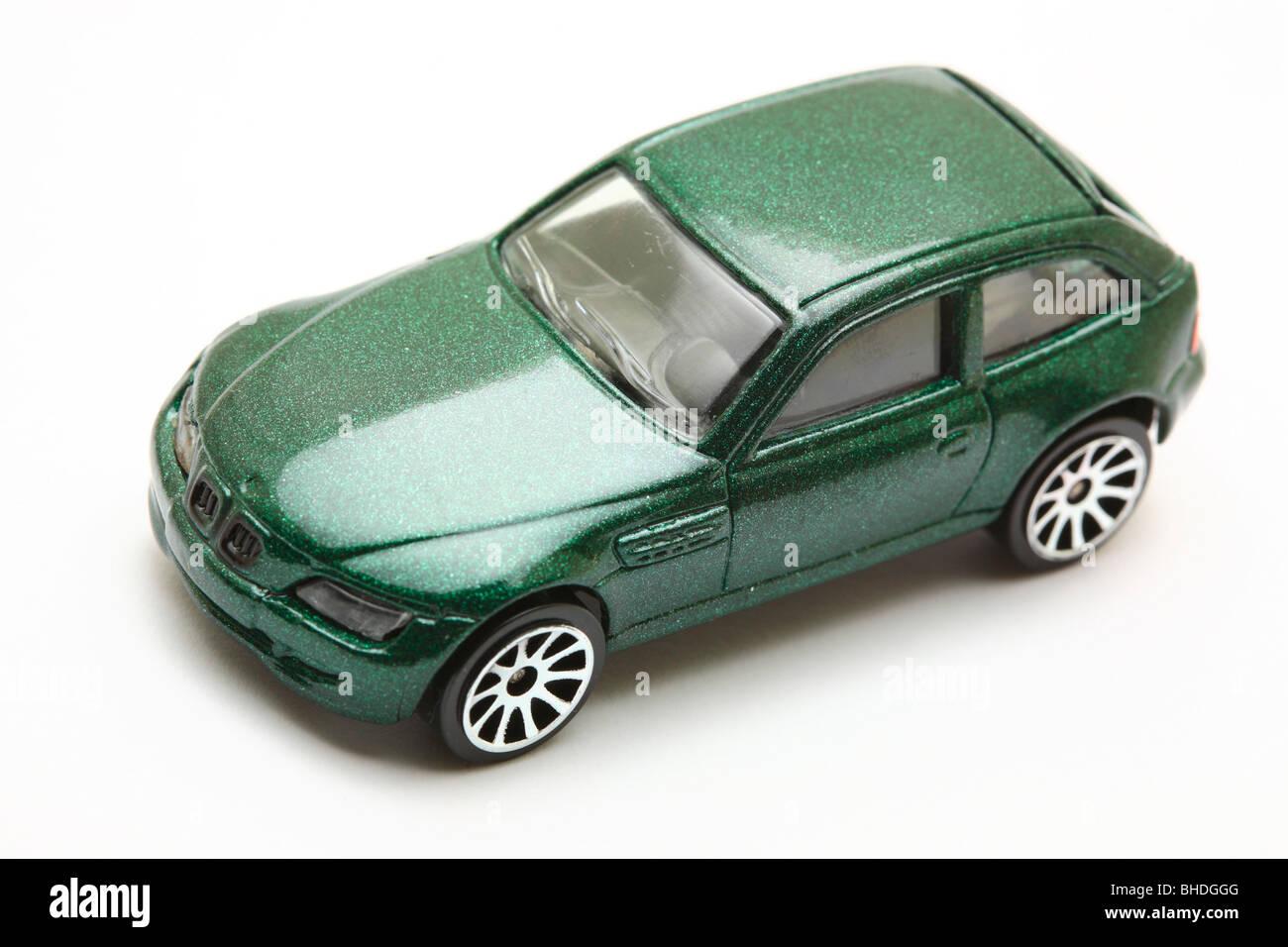 BMW Z3 model car - Stock Image