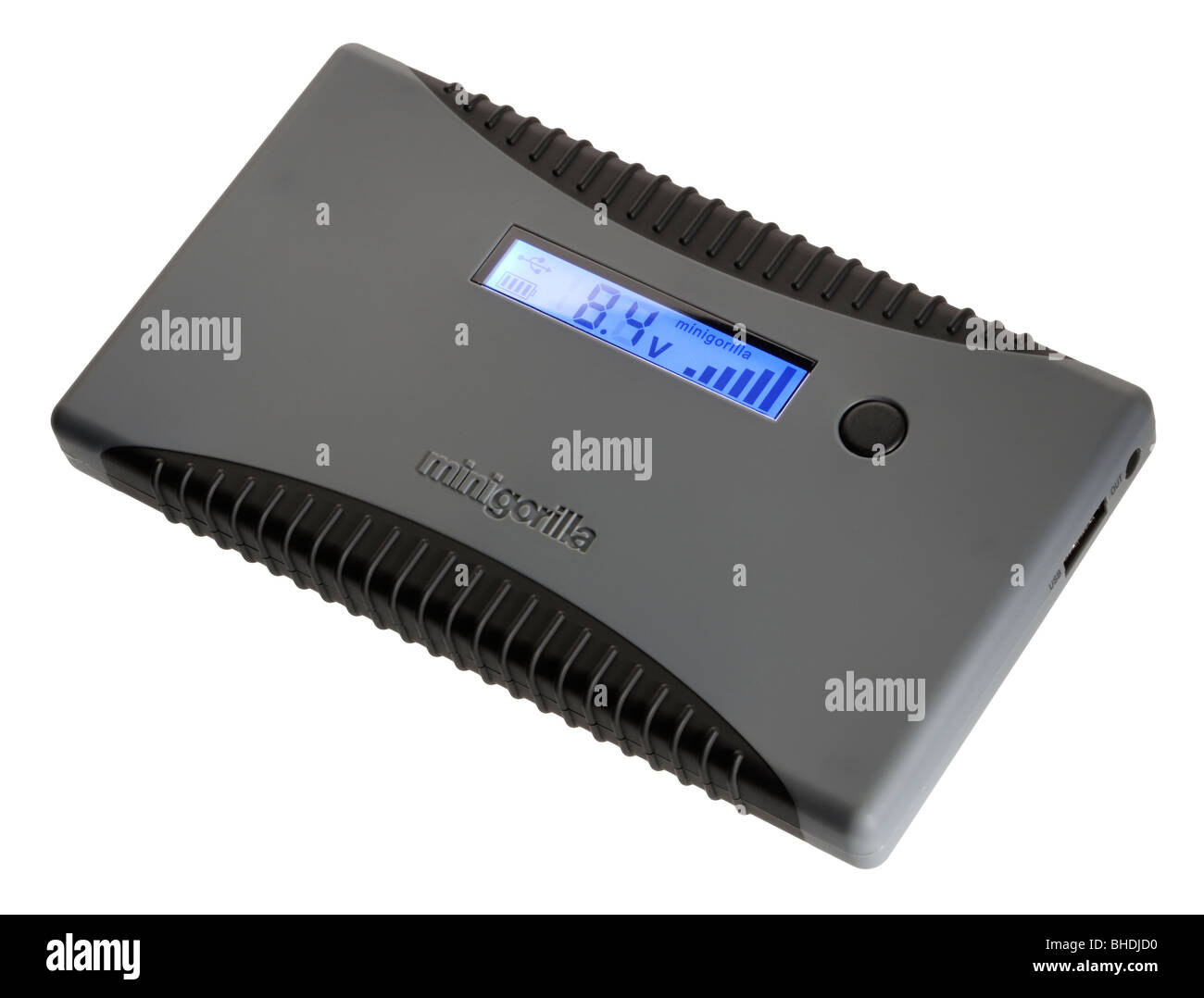 Mini gorilla power device battery charger - Stock Image