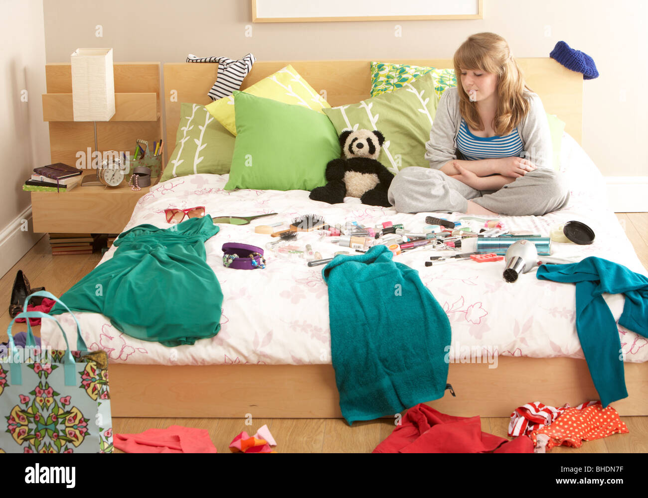 Messy Bedroom Teen Stock Photos Amp Messy Bedroom Teen Stock
