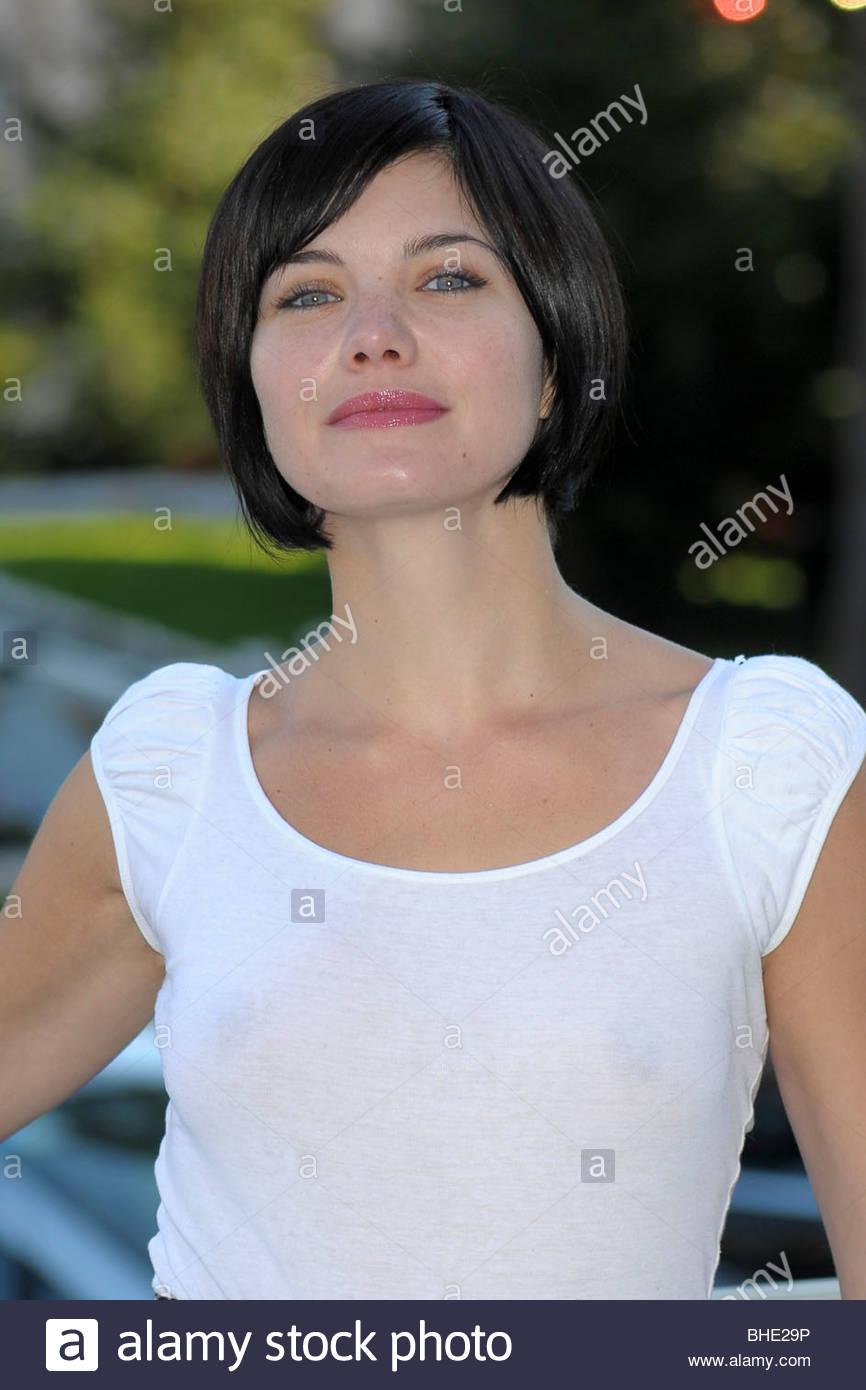 delphine chaneac, montecarlo film festival de la comedie - Stock Image