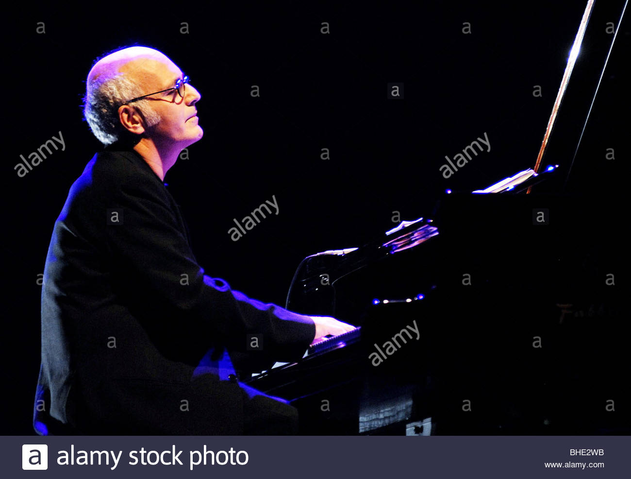 ludovico einaudi Stock Photo