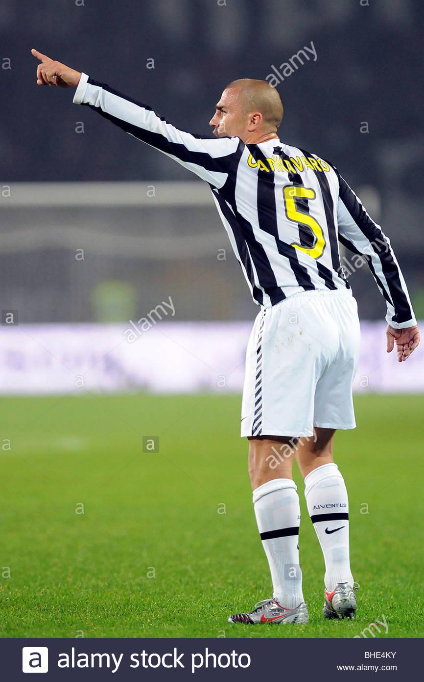 san francisco 945d9 1bb61 fabio cannavaro, italian soccer championship 2009-2010 Stock ...