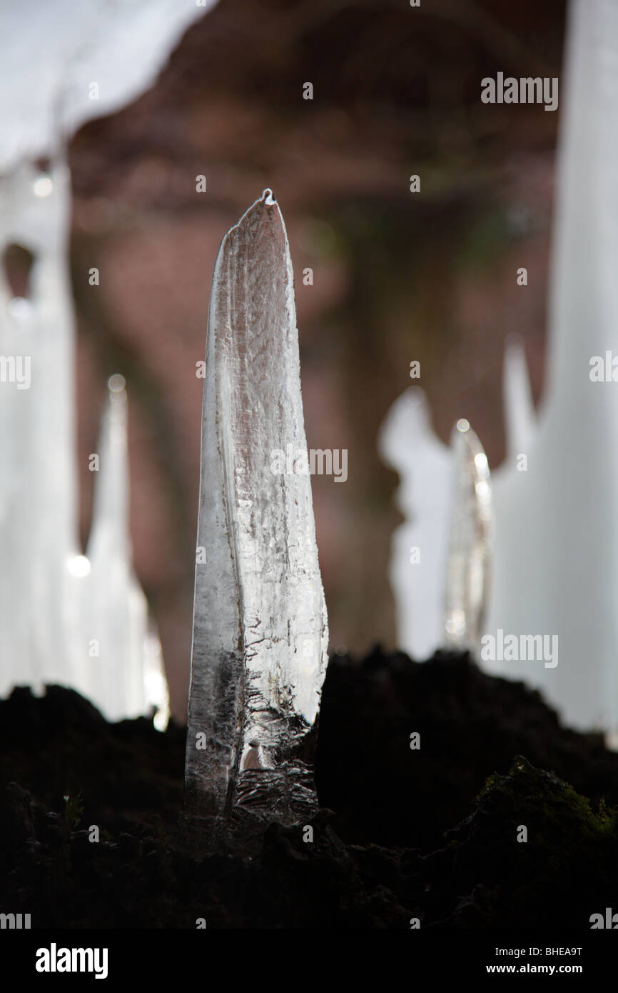 icicle like knife stock photo 27974964 alamy