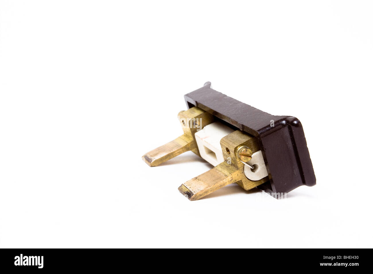 Old Fashioned Electric Razor Plug