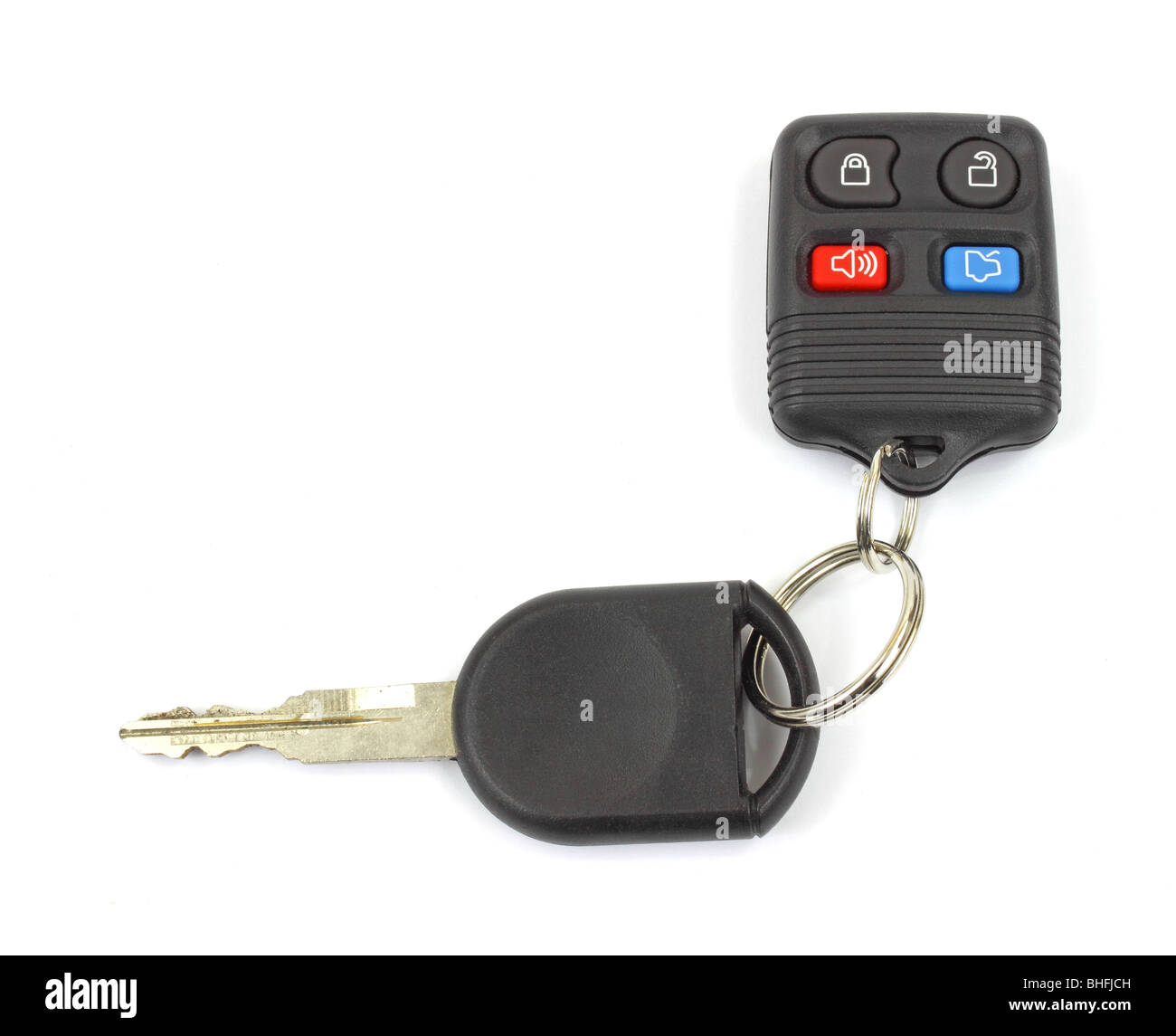 New car keys - Stock Image