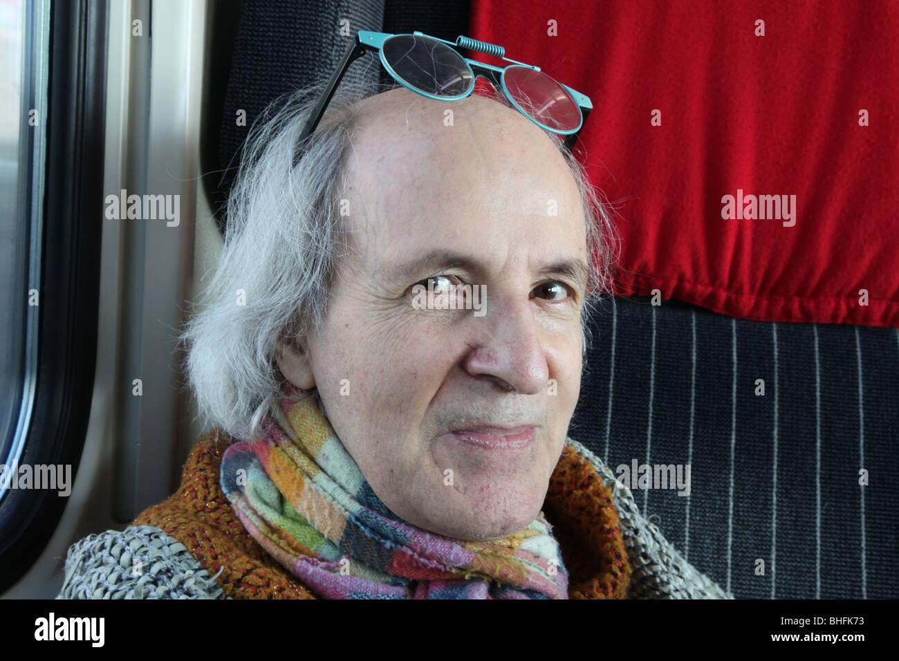 Youri Messen-Jaschin, Director of Cirque du Monde, Geneva - Stock Image