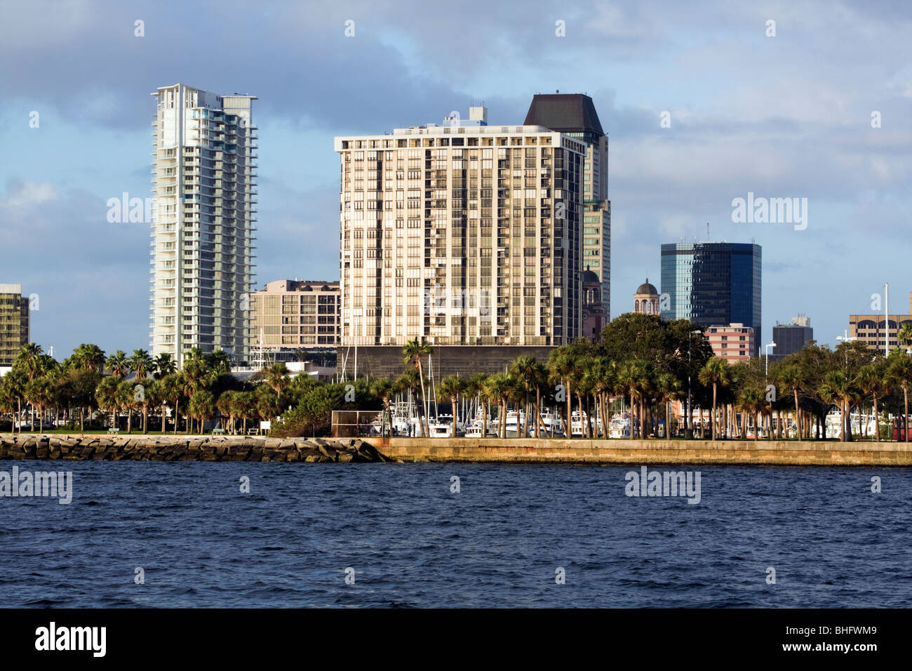 St. Petersburg, Florida - Stock Image