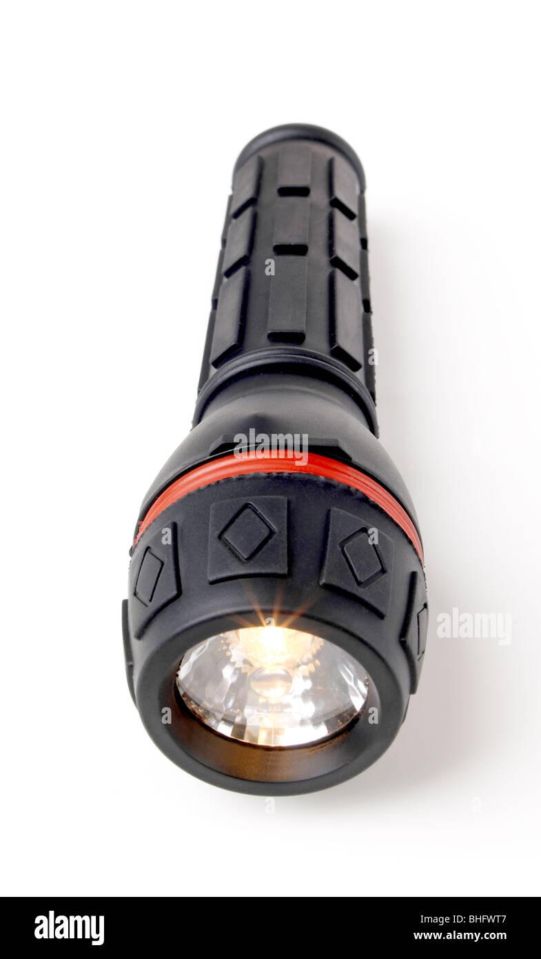 Flashlight - Stock Image