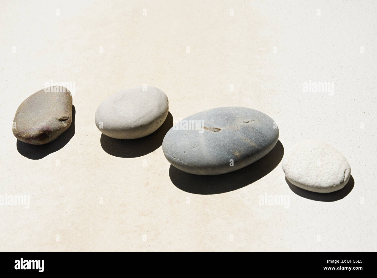 Pebbles - Stock Image