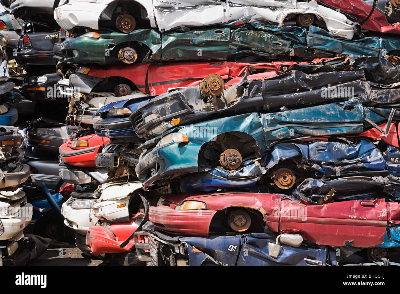 Lots Of Cars Stock Photos Lots Of Cars Stock Images Alamy