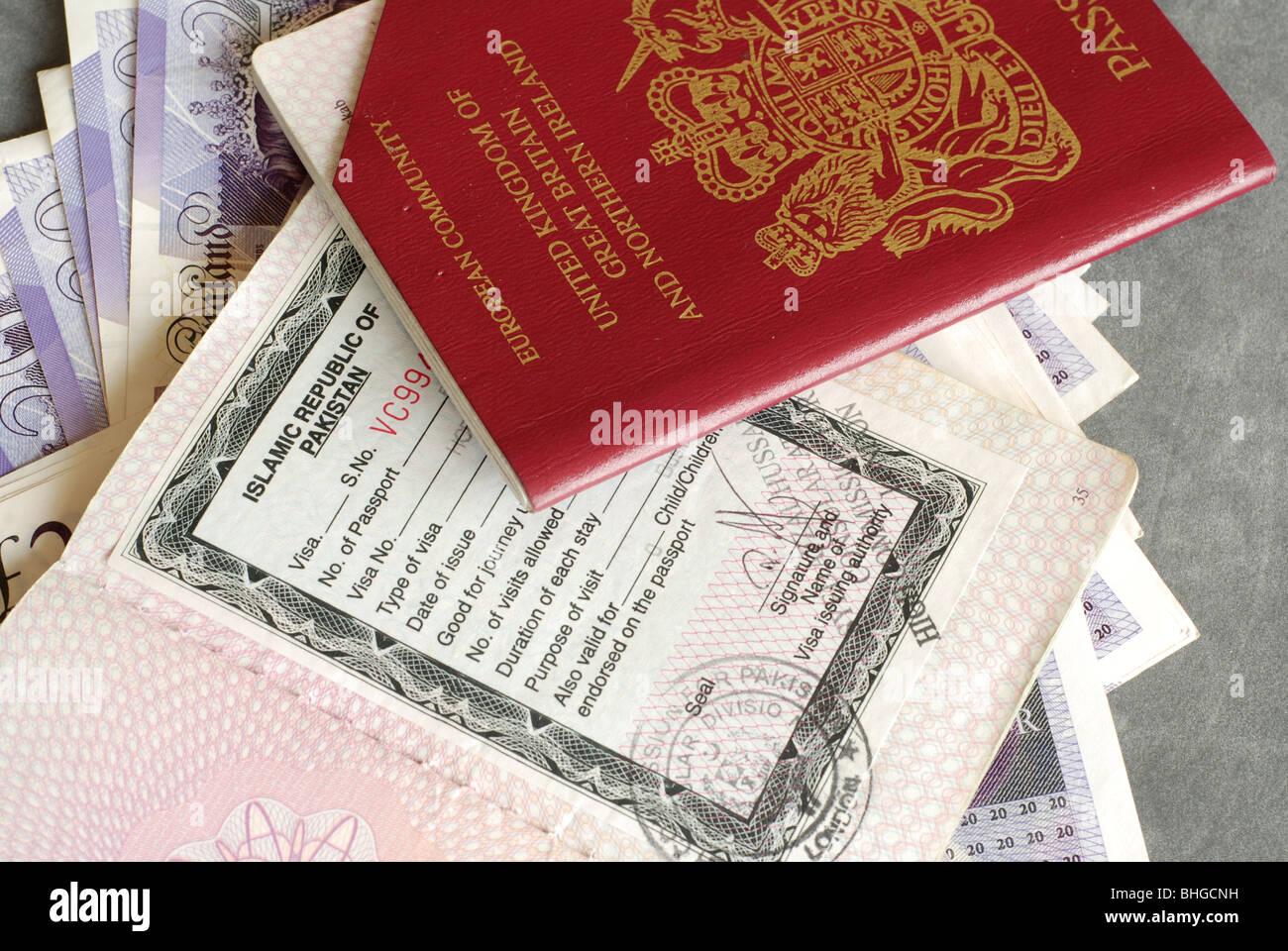National Passport Stock Photos & National Passport Stock