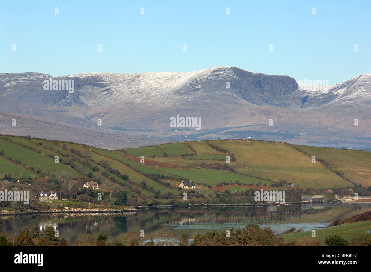 Beara, Ireland - John Gollop - Stock Image