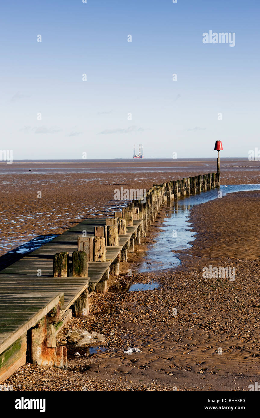 Cleethorpes North Lincolnshire - Stock Image