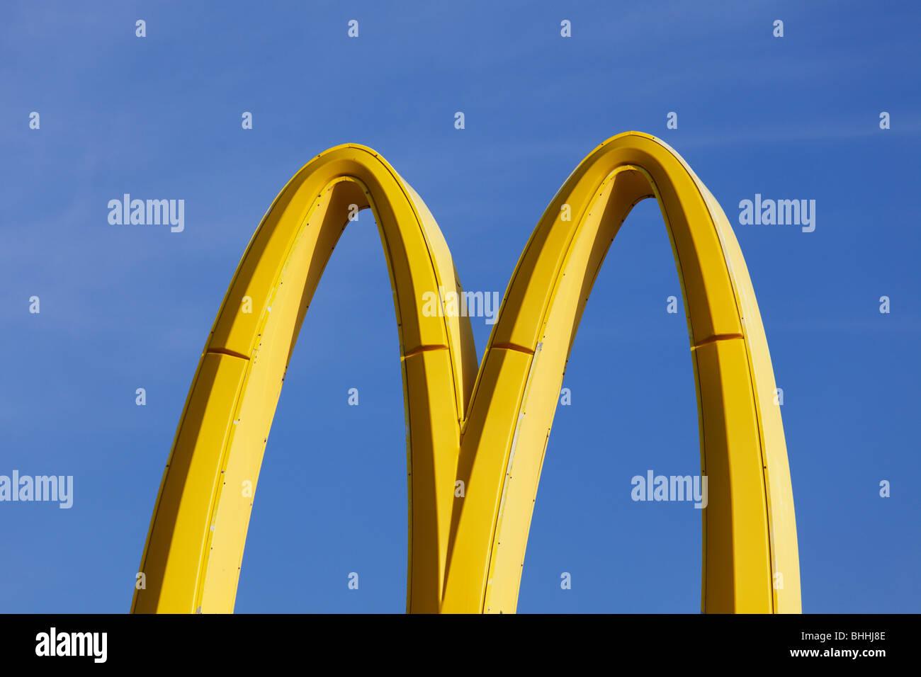 Mcdonalds advertisement stock photos mcdonalds for Mcdonalds norwich ny