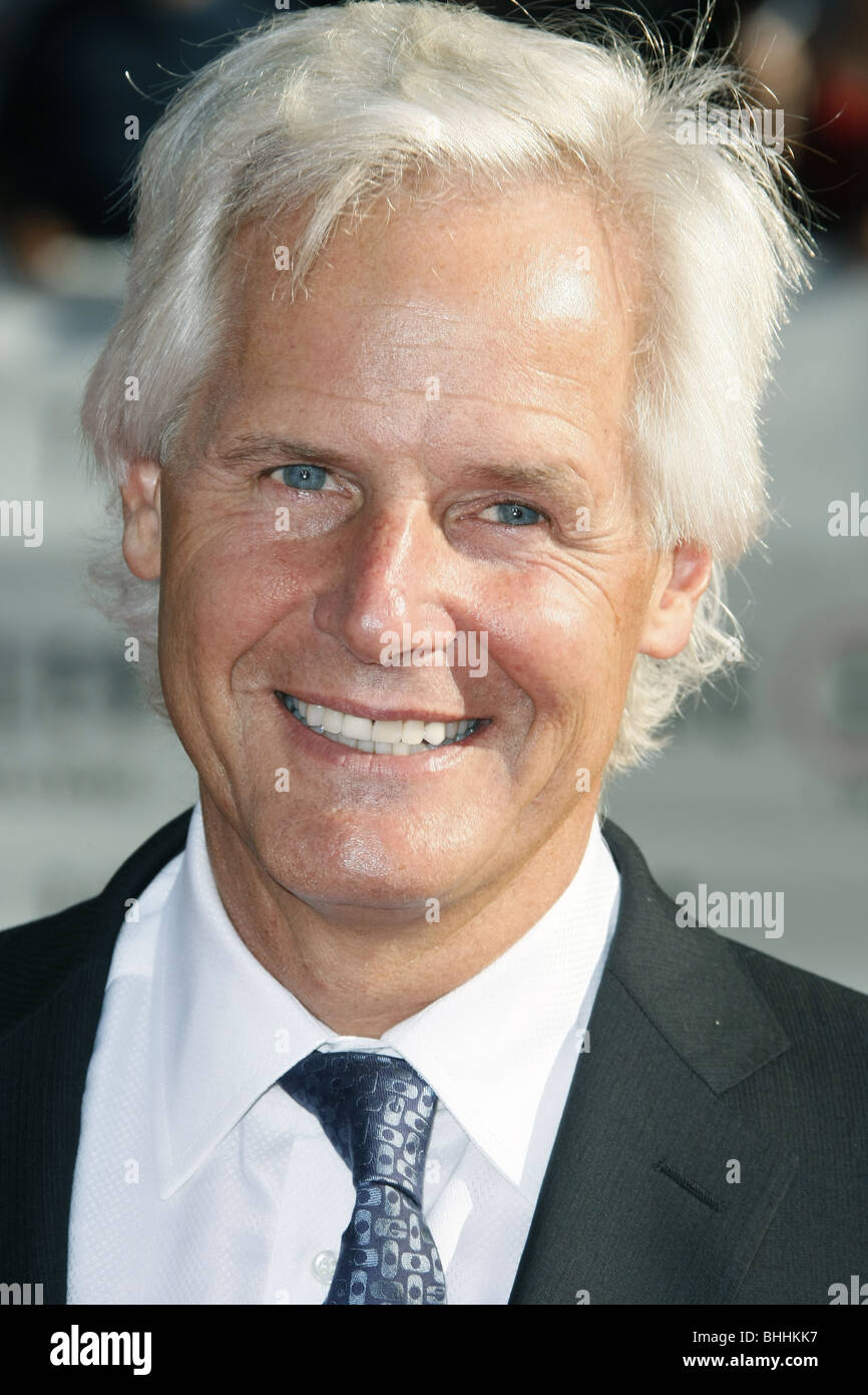 CHRIS CARTER THE X-FILES: I WANT TO BELIEVE WORLD PREMIERE HOLLYWOOD LOS ANGELES CA USA 23 July 2008 - Stock Image