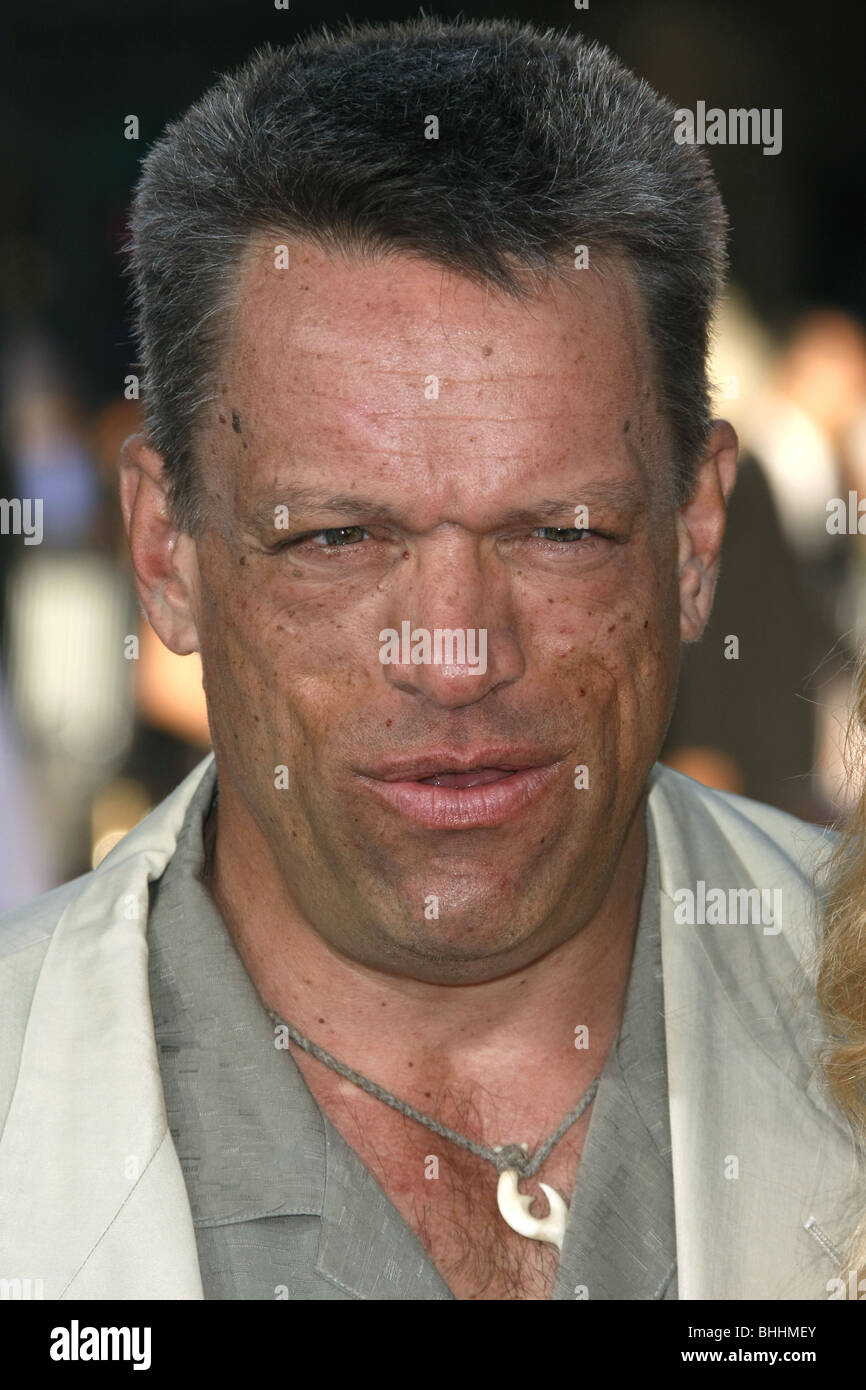BRIAN THOMPSON THE X-FILES: I WANT TO BELIEVE WORLD PREMIERE HOLLYWOOD LOS ANGELES CA USA 23 July 2008 - Stock Image