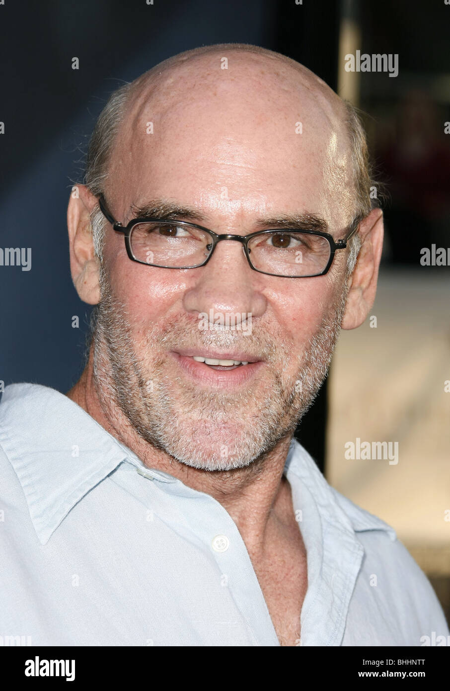 MITCH PILEGGI THE X-FILES: I WANT TO BELIEVE WORLD PREMIERE HOLLYWOOD LOS ANGELES CA USA 23 July 2008 - Stock Image