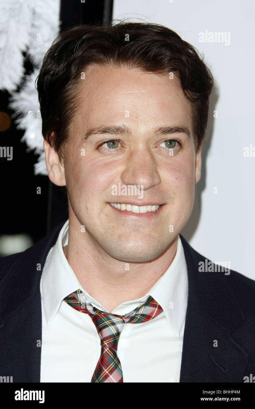 TR KNIGHT MARLEY & ME PREMIERE LOS ANGELES CA USA 11 December 2008 - Stock Image