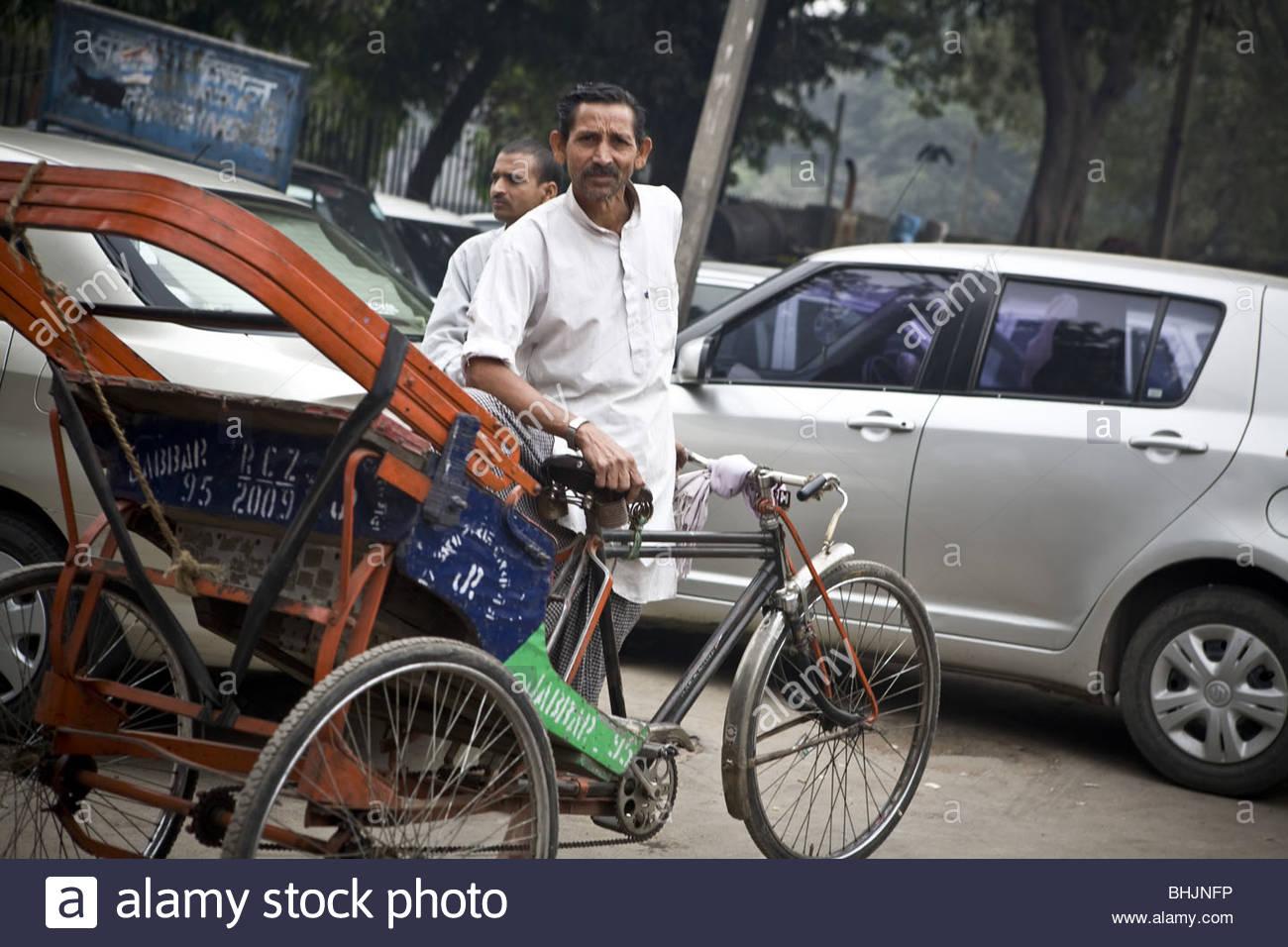 Delhi, India - Stock Image
