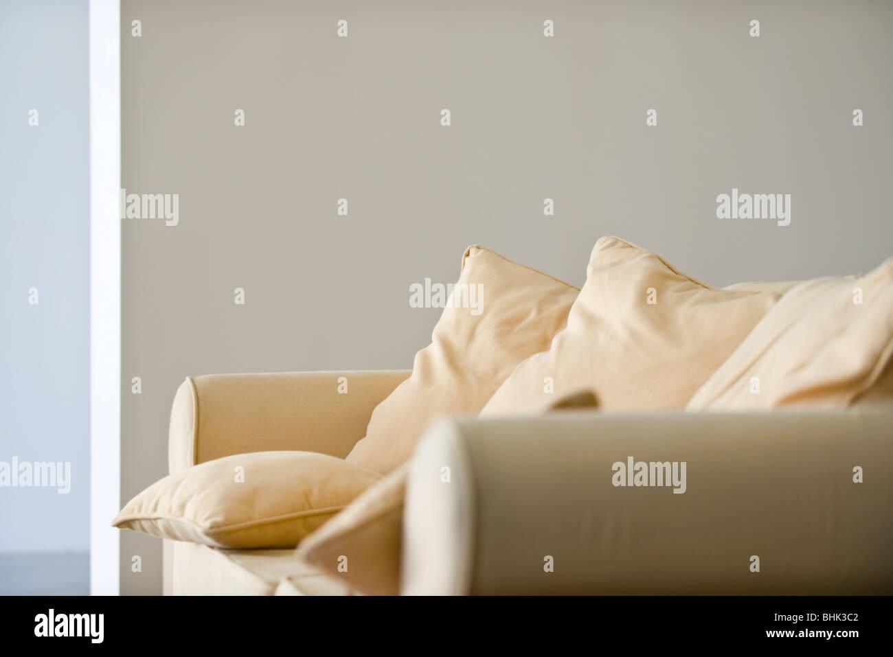 Sofa - Stock Image