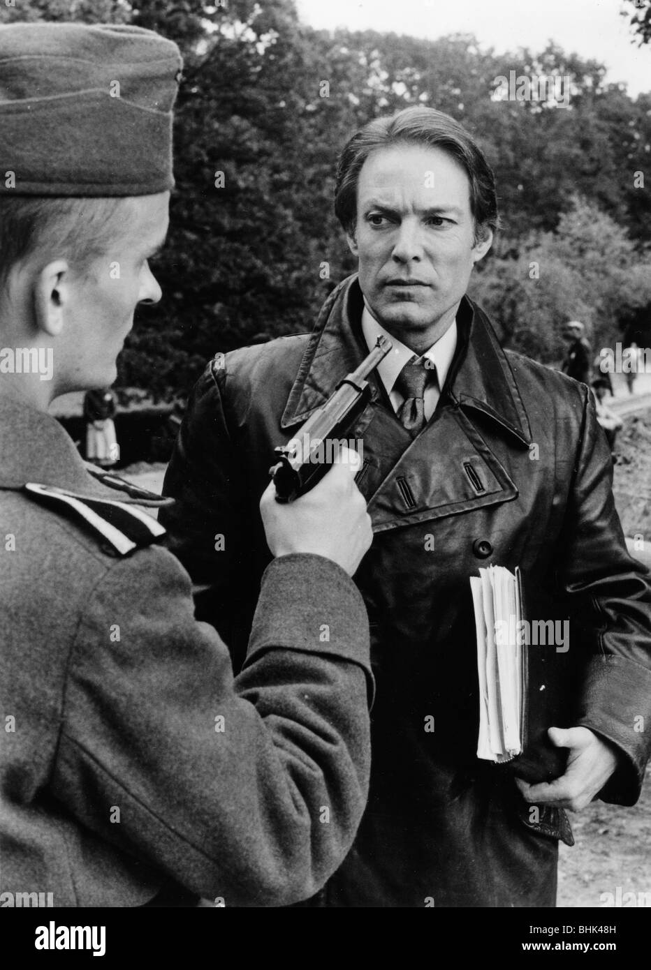 Richard Chamberlain (1935- ), American actor, 1985. Stock Photo