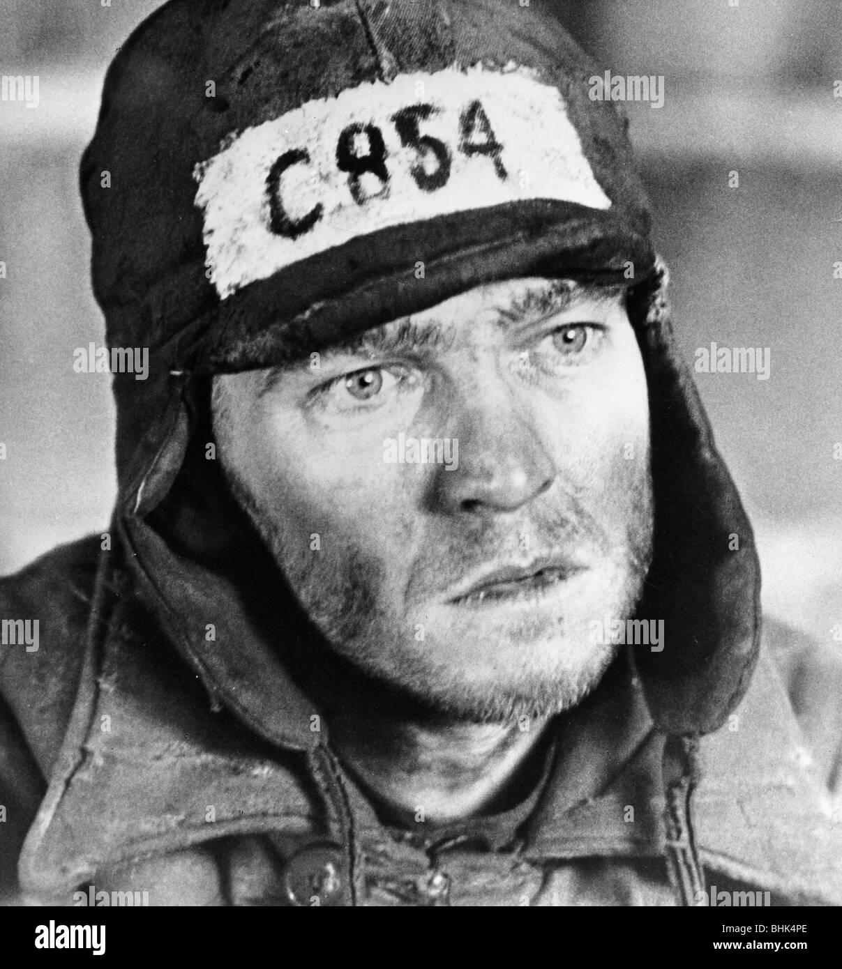 Tom Courtenay (1937- ), British actor, 1972. - Stock Image