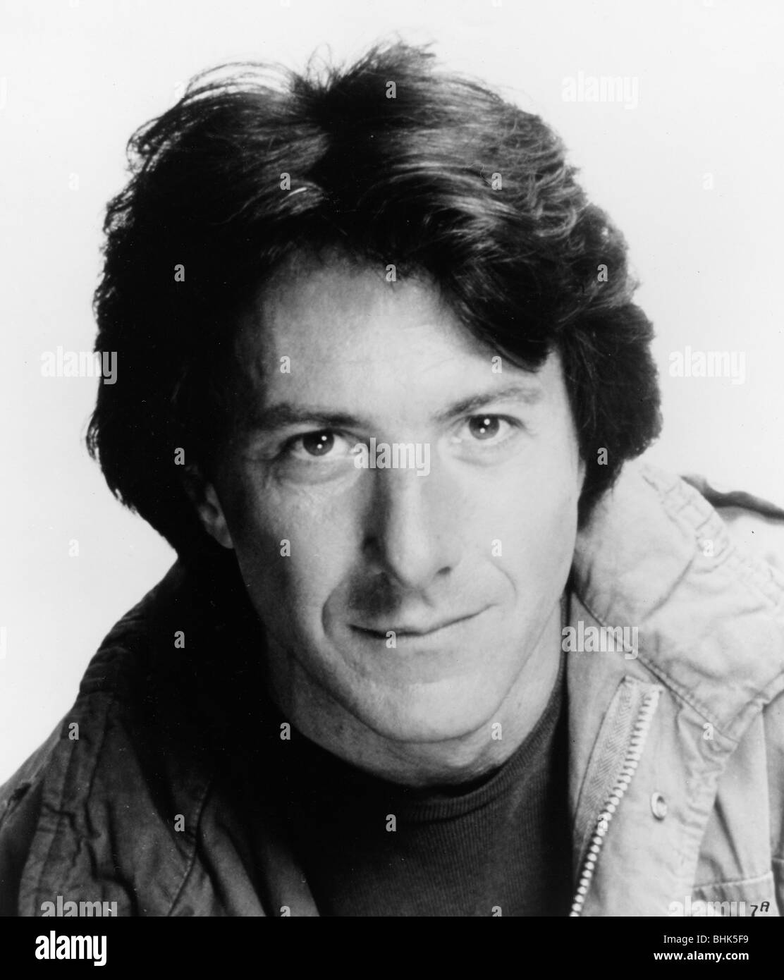 Dustin Hoffman (1937- ), American actor, 1982. - Stock Image