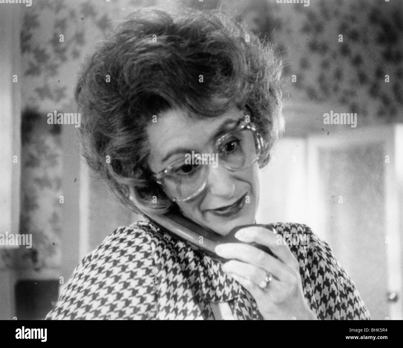 Maureen Lipman (1946- ), British actress, 1989. - Stock Image