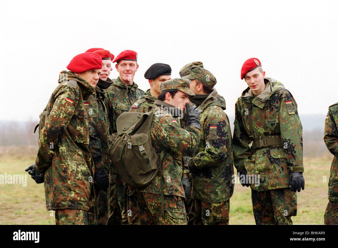 Gpb german army males