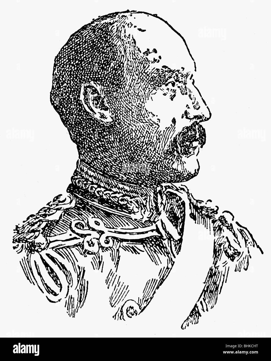 Kekewich, Robert, 17.6.1854 - 5.11.1914, British military officer, commanding 1st Battalion Loyal North Lancashire - Stock Image