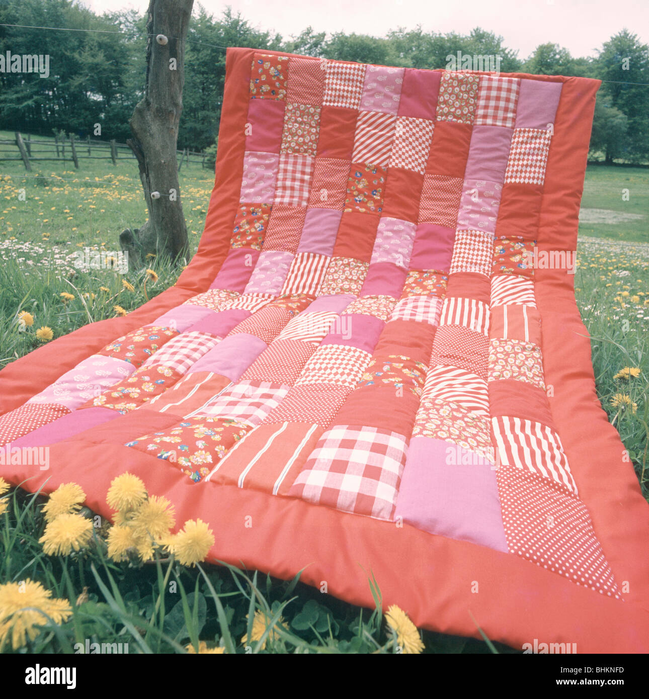 Patchwork Quilt Sewing Stock Photos & Patchwork Quilt Sewing Stock ...