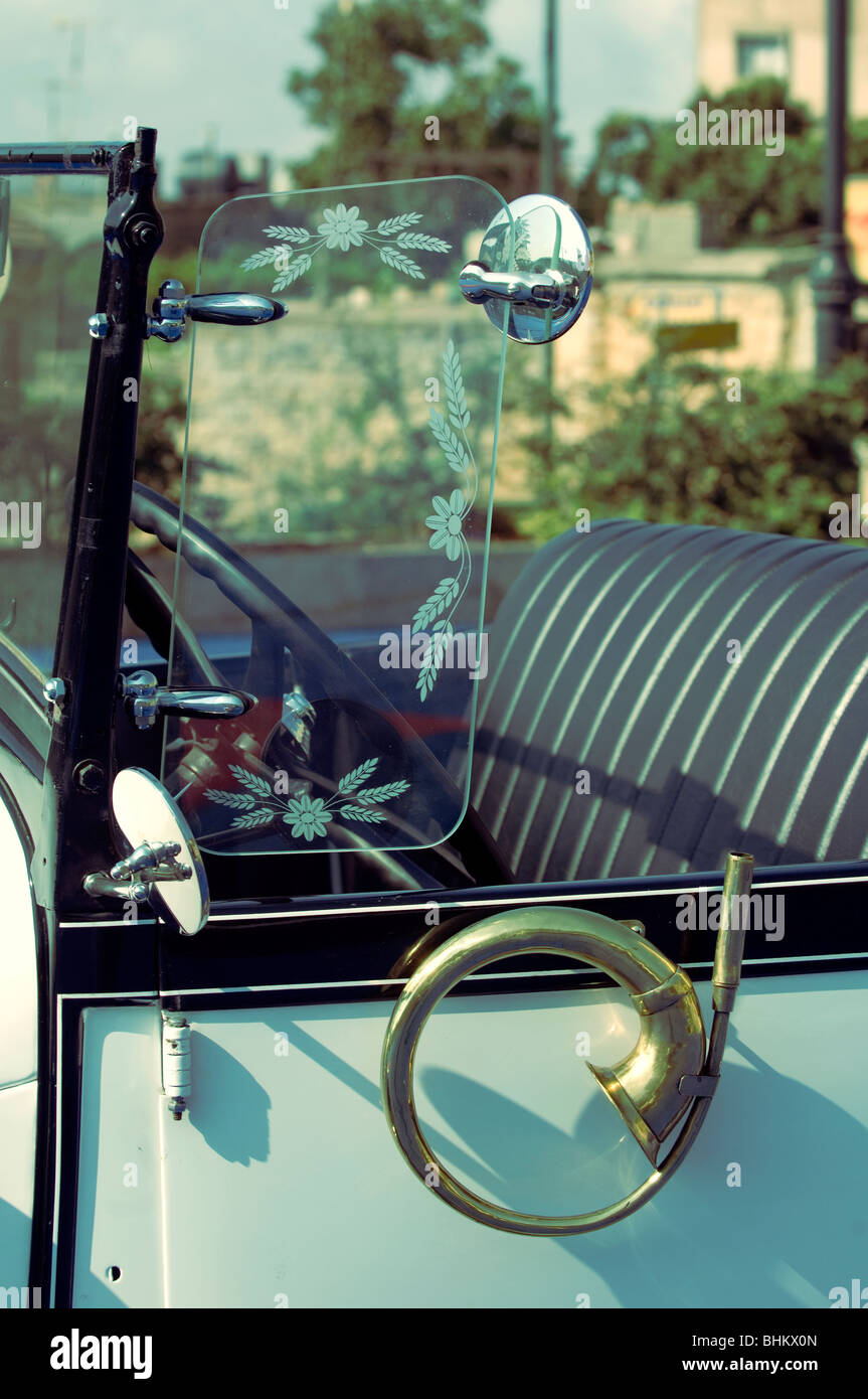French Classic Car Horns