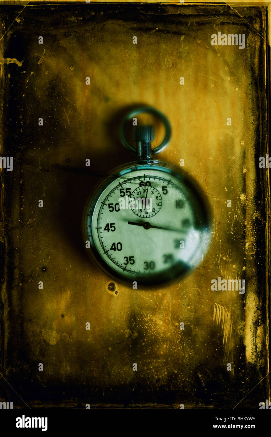 Stopwatch - Stock Image