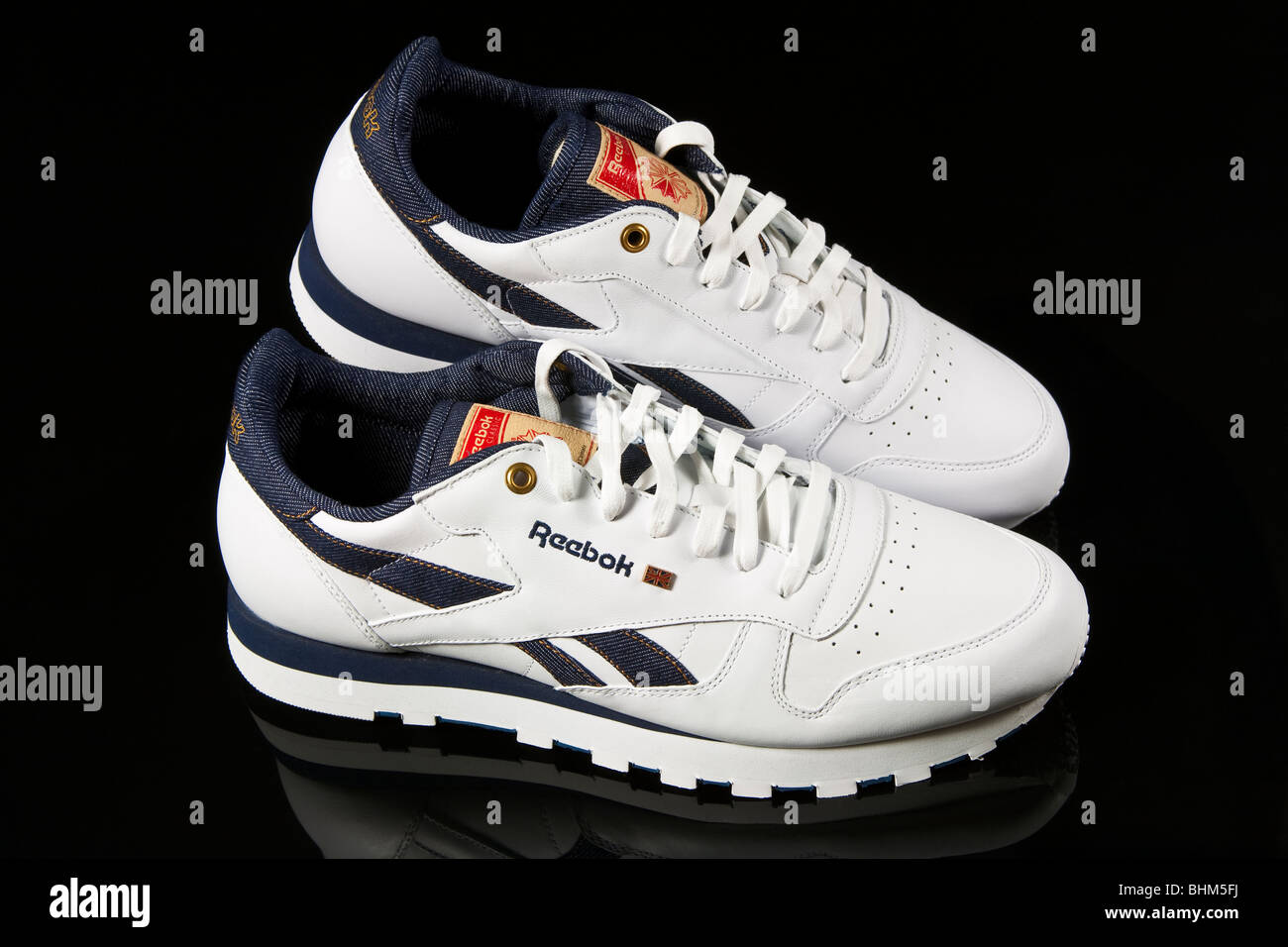 ad0e740fa012 A pair of brand new Reebok training shoes Stock Photo  28102918 - Alamy