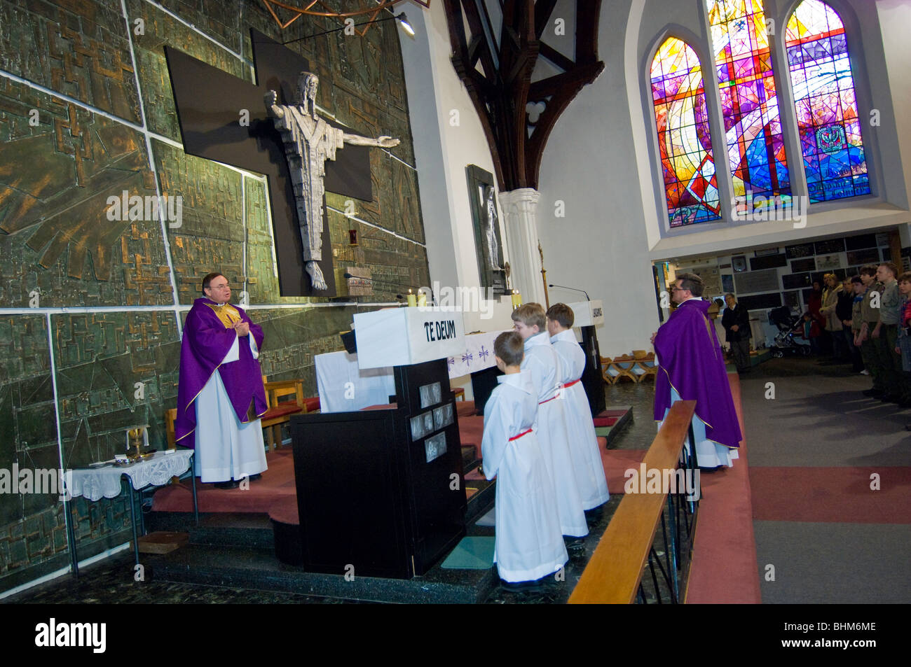 St Andrew Bobola Church, Hammersmith