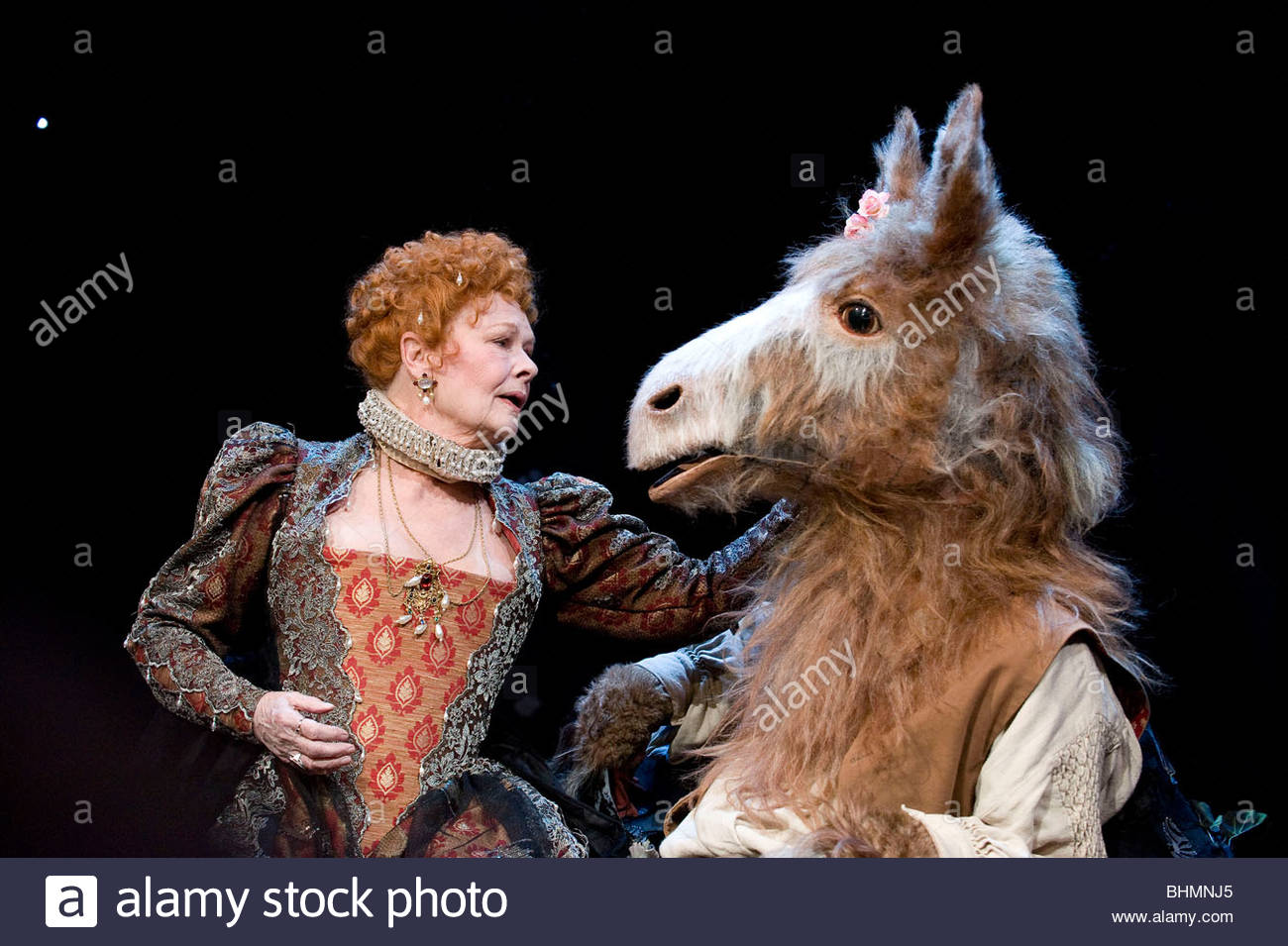 A Midsummer Nights Dream By William Shakespearedirected Peter HallWith Judi Dench As Titania