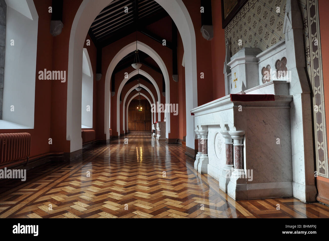 maynooth cathedral - Stock Image