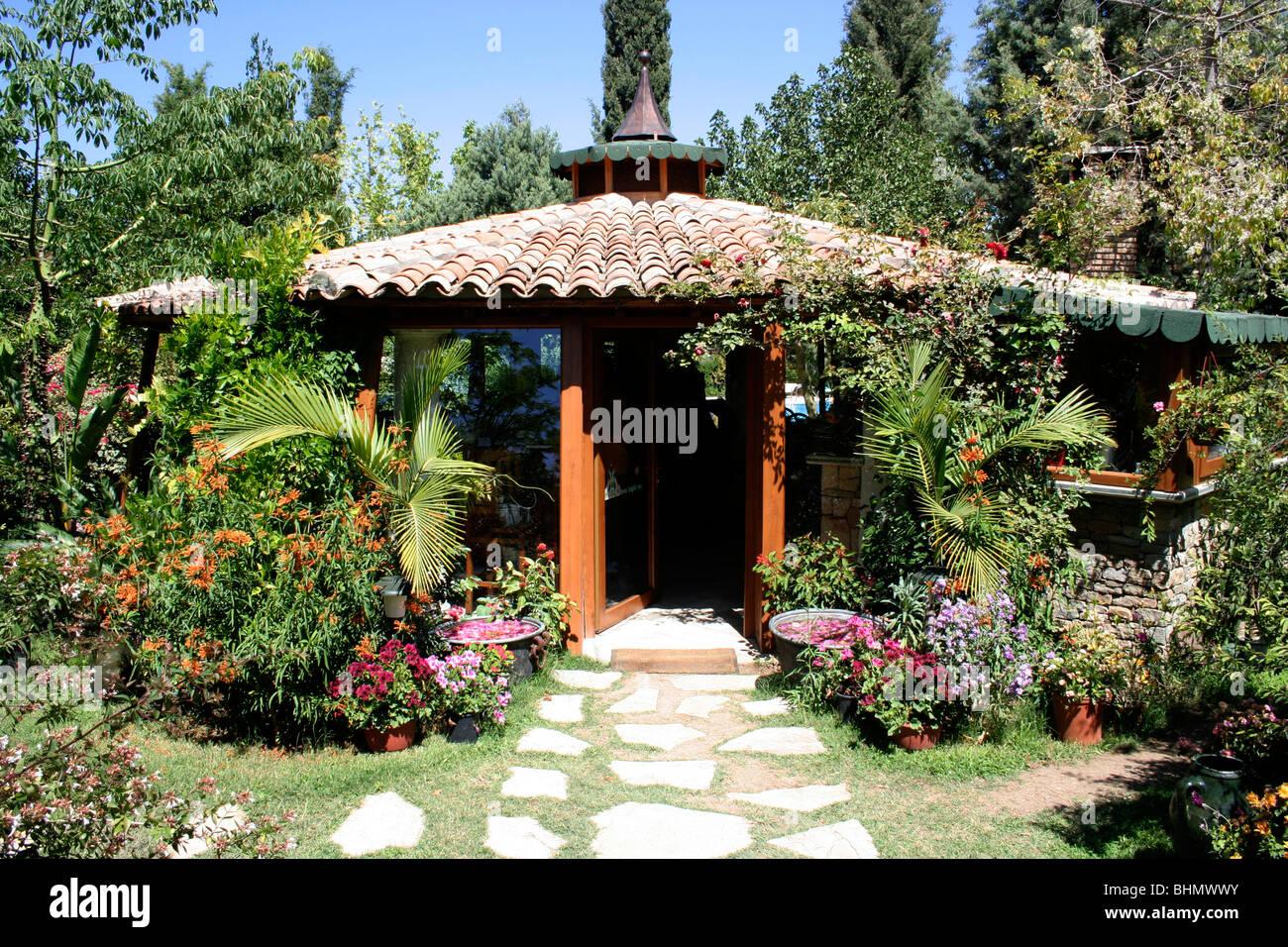 Green Heights Park Botanic Garden North Cyprus