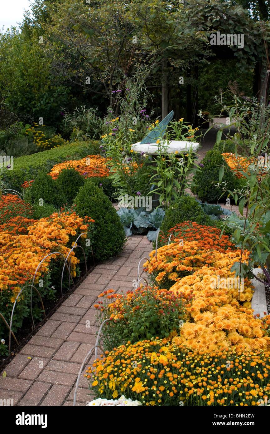 Olbrich Botanical Gardens, Madison, Wisconsin