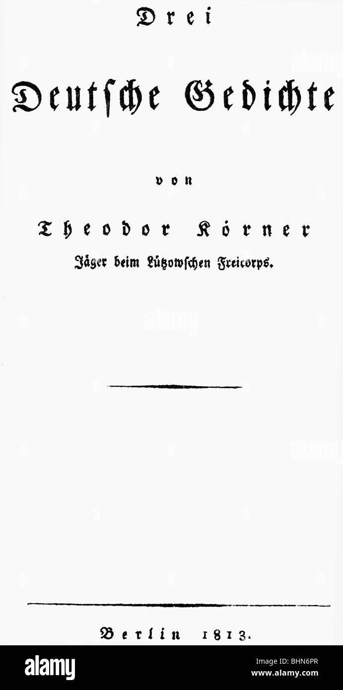Deutsche gedichte german poems