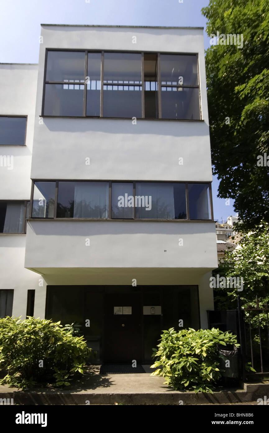 Maison La Roche Corbusier Paris geography / travel, france, paris, auteuil, villa la roche