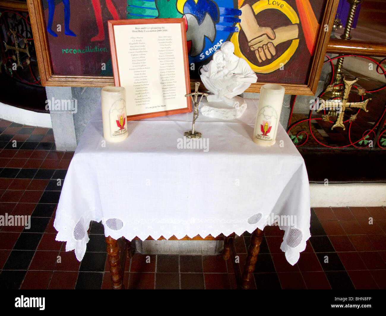 Alamy & Communion Table Stock Photos \u0026 Communion Table Stock Images - Alamy