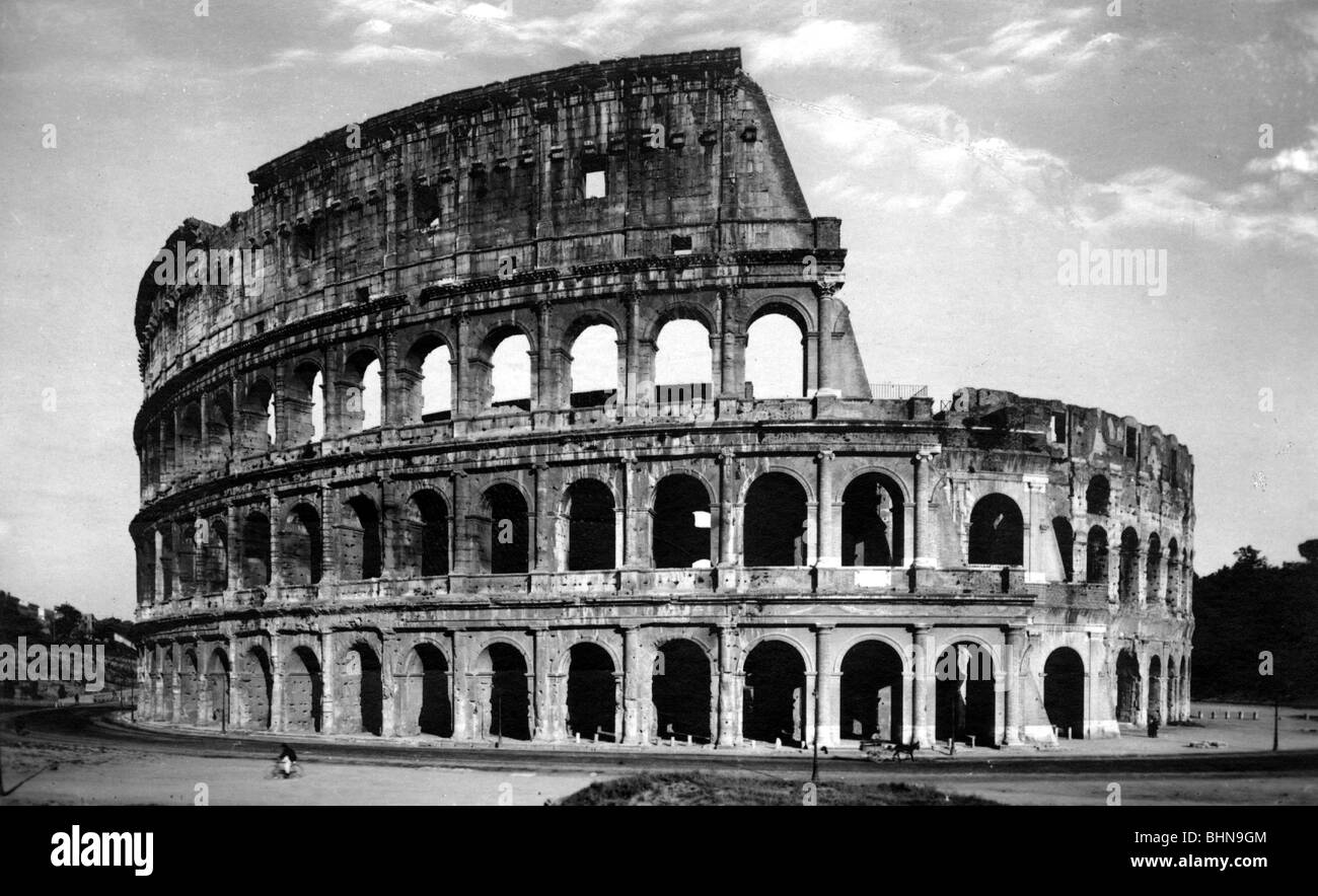 Geography travel italy rome colosseum amphitheatrum flavium built