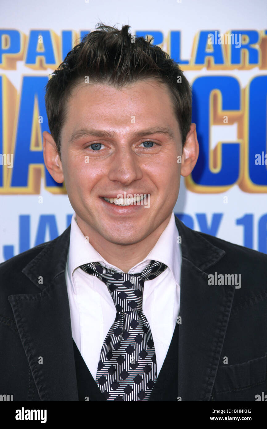 Keir O Donnell Paul Blart Mall Cop Film Premiere Los Angeles Ca Usa Stock Photo Alamy