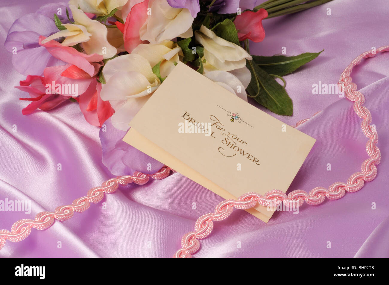 Bridal Shower Card Stock Photos & Bridal Shower Card Stock Images ...