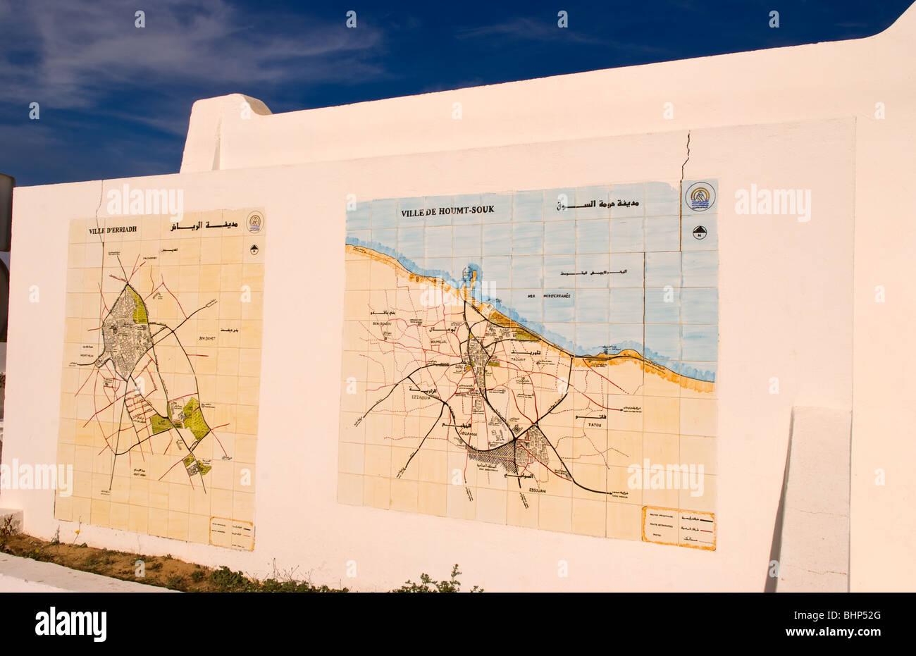 Map Africa Tunisia Stock Photos & Map Africa Tunisia Stock Images ...