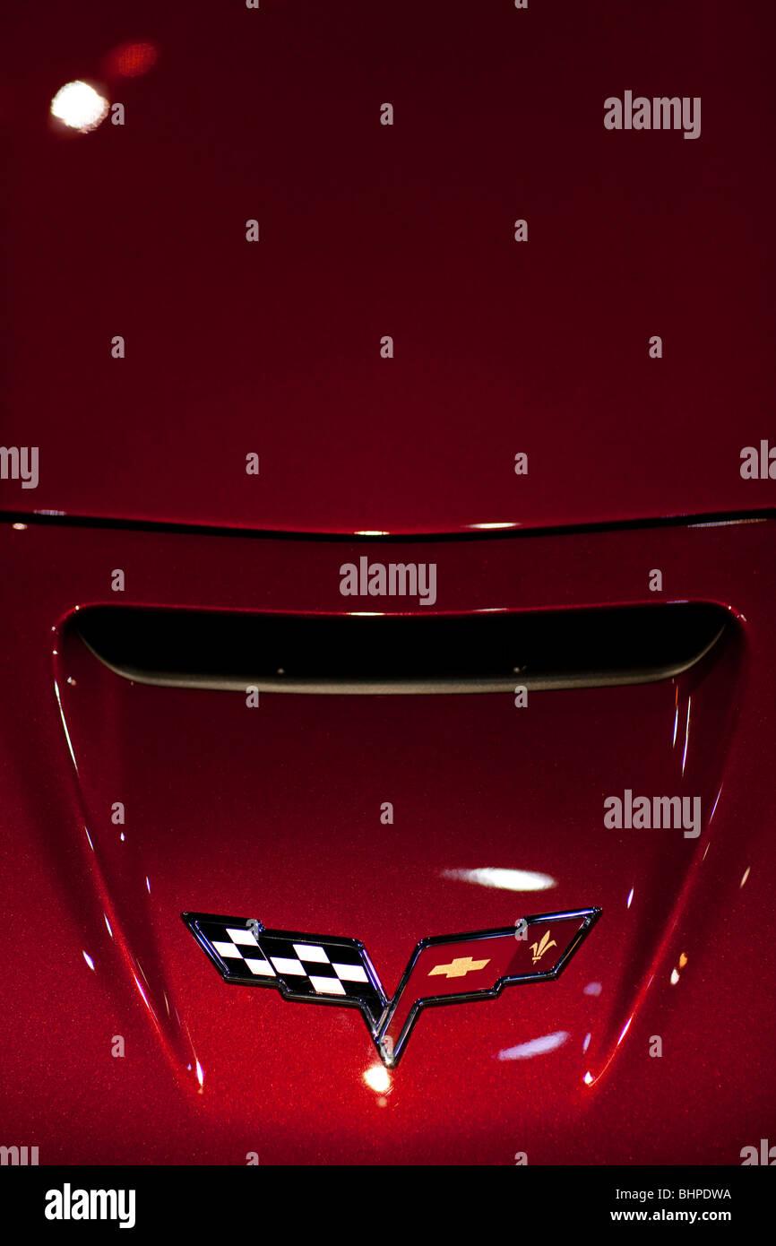 Little Red Corvette - Stock Image