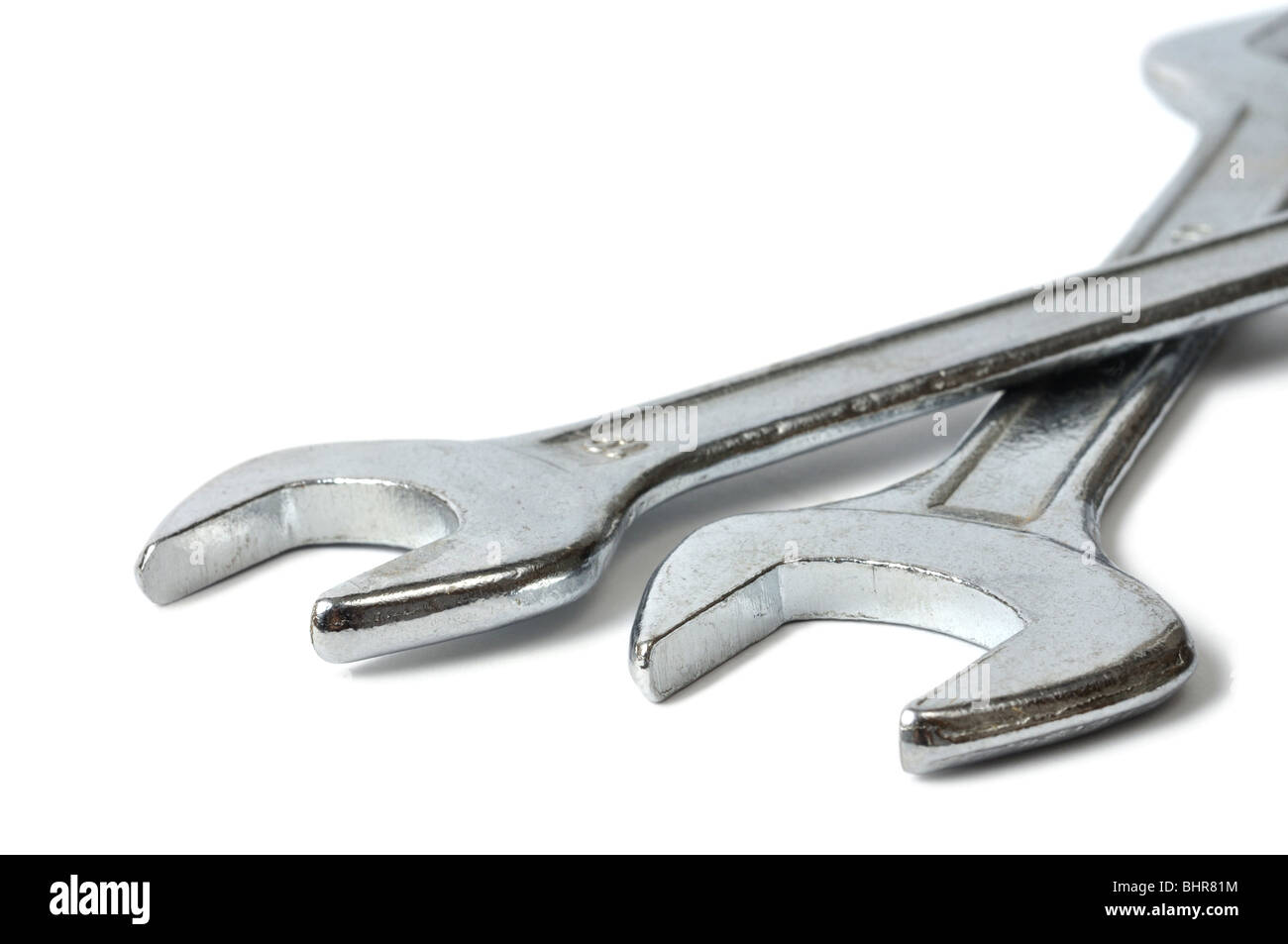 Wrenches - Stock Image